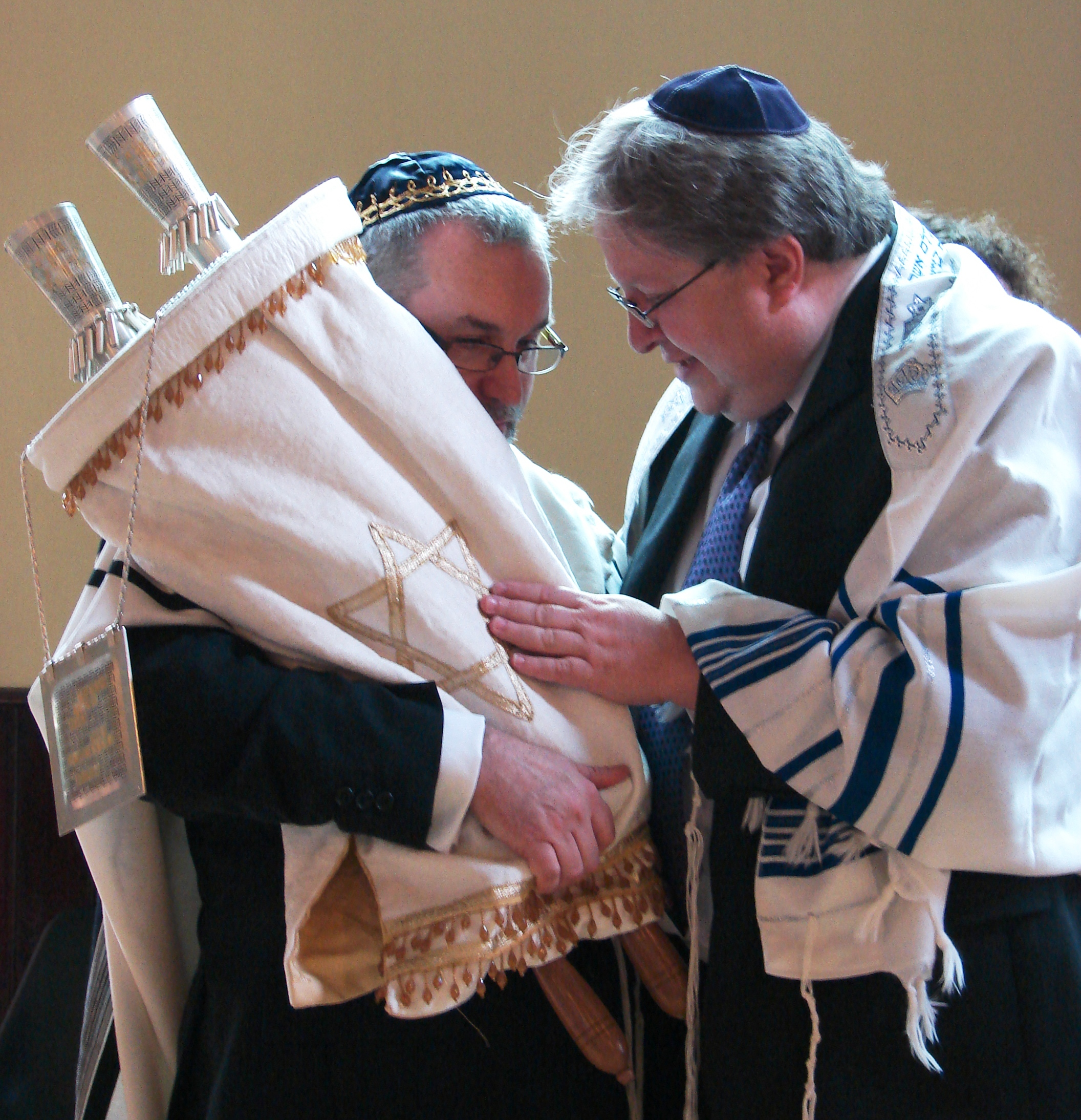two rabbis
